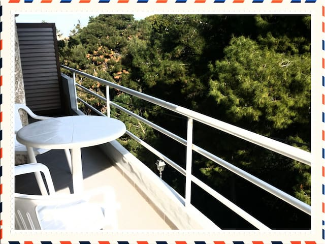 Sea and forest apartment 1 - Xilokastro - Apartamento