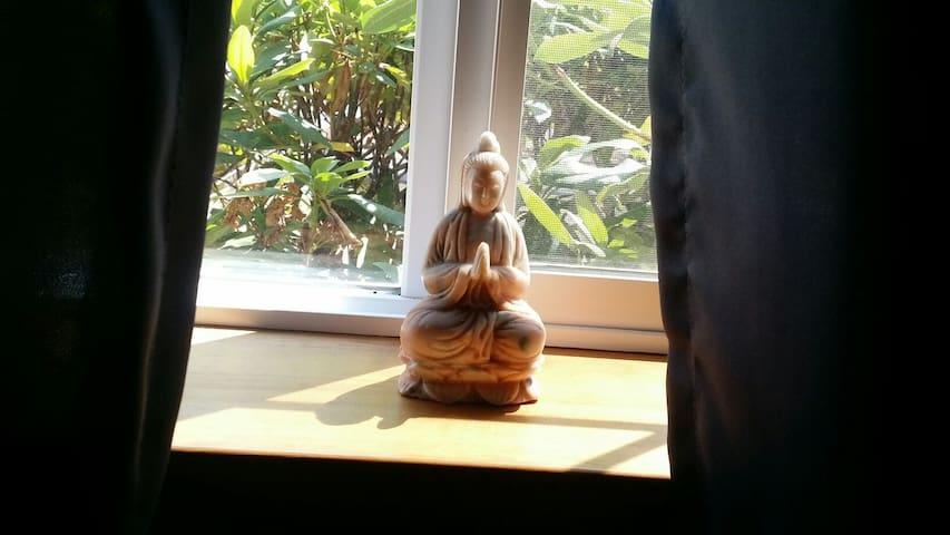 Quiet Zen room withTatami in Hillsboro