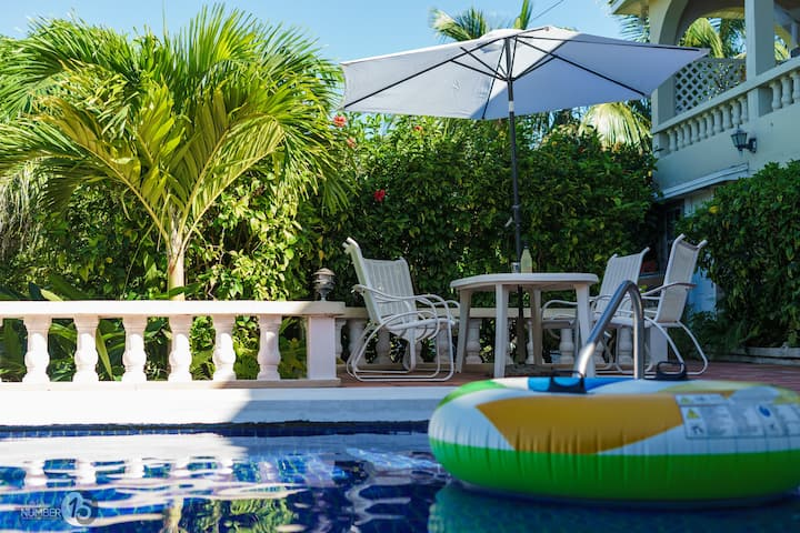Alfred Suite - Chez Mango Villa
