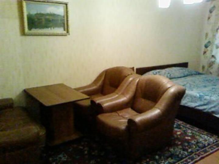 Новочеркасск, 2к квартира посуточно