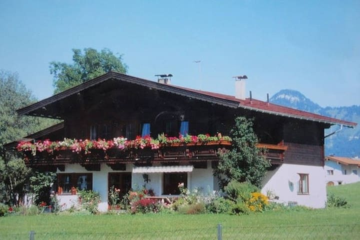 Ferienwohnung in Schwendt - Schwendt - Apartment