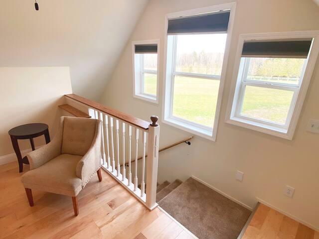 Loft 3 Bedroom sitting area
