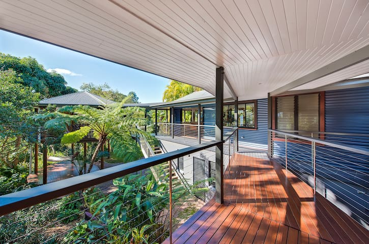 North Byron retreat - 2 bedrooms & Lounge/TV room - The Pocket - Ev