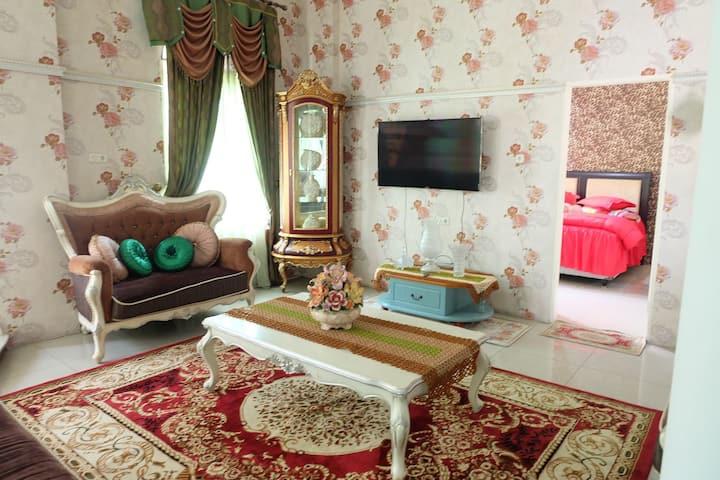 Luxury murai homestay