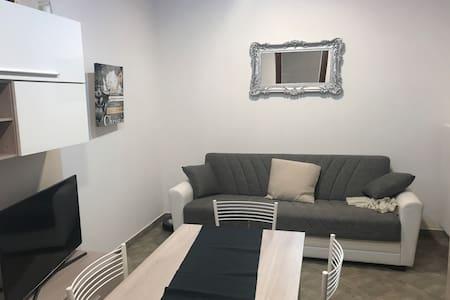 two-roomed apartment in Rivoli (Turin)