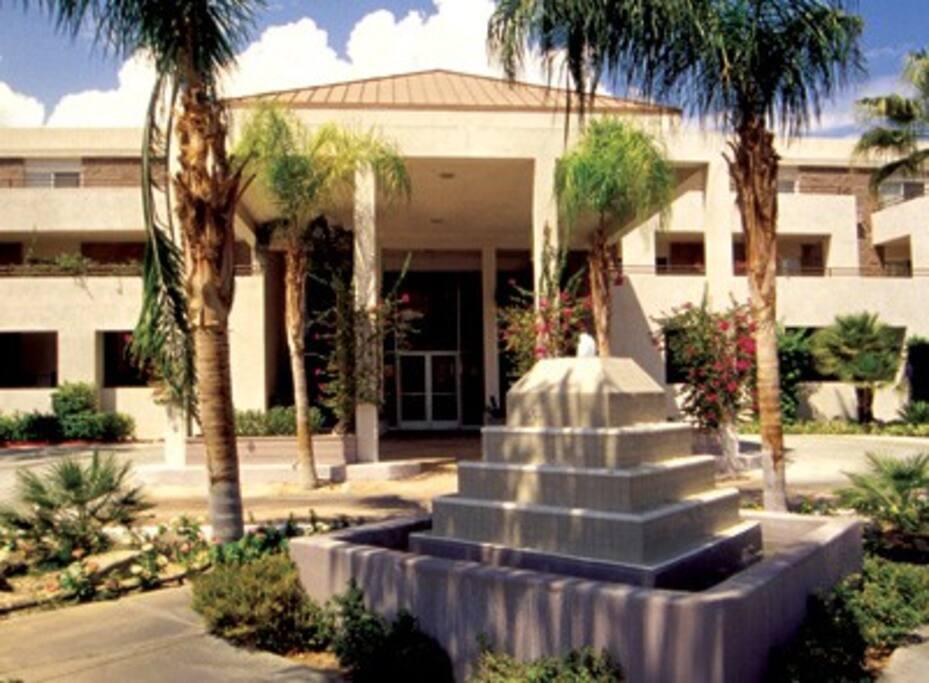 WorldMark by Wyndham resort-Palm Springs