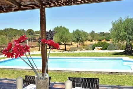 Villa rustica en Algaida Mallorca - Vila