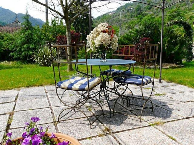 Villa Collarea - App.to Aida - Isolabona