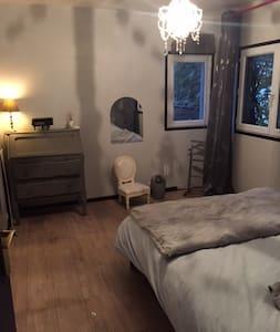 chambre privée dans grand appartement - Le Havre
