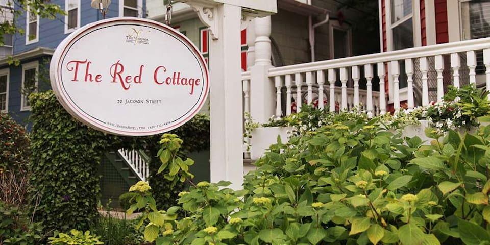 The Red Cottage - Cape Resorts - Cape May - Bed & Breakfast