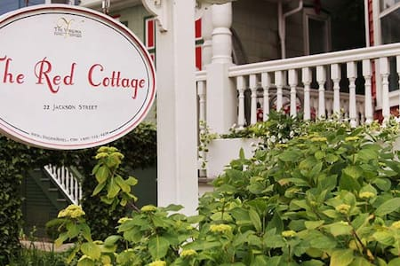 The Red Cottage - Cape Resorts - Cape May