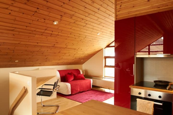 Apartment in Golden Circle - Loft