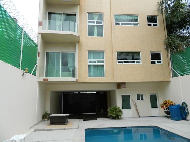 Apartments for rent Cuernavaca ( Azulejos ) - Tres de Mayo - Appartement
