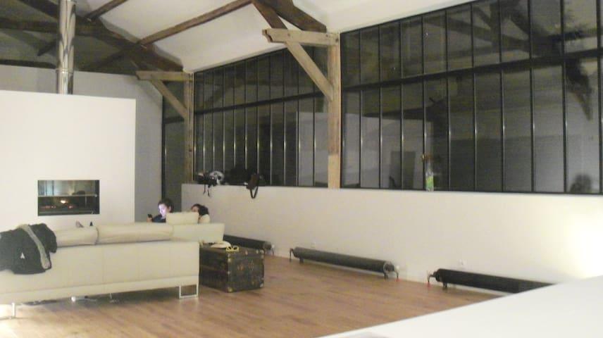 Loft / Artist studio