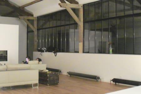 Loft / Artist studio - Colombes - Vindsvåning