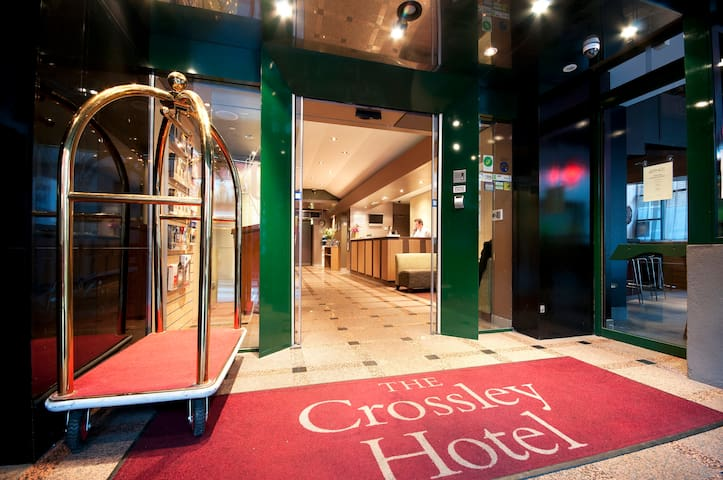Crossley Hotel - Huge CBD 2 Bedroom Apartment - Melbourne - Hotel boutique