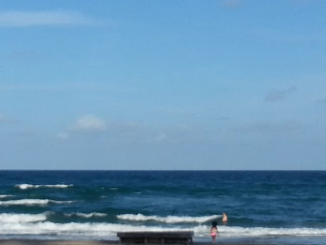Pompano beach resort unit with ocean view