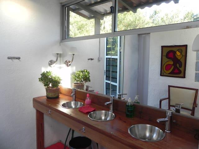 Guaminí hostel friendly - Barra do chuí, Balneario Puesta del sol - Bed & Breakfast