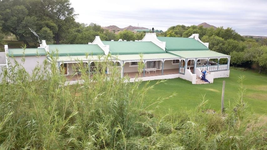 Country House on the Orange River