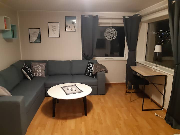 Koselig leilighet på Laksevåg