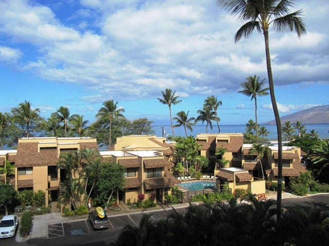 Ocean View Deluxe 2 Br 2 Bth Condo, Great Location