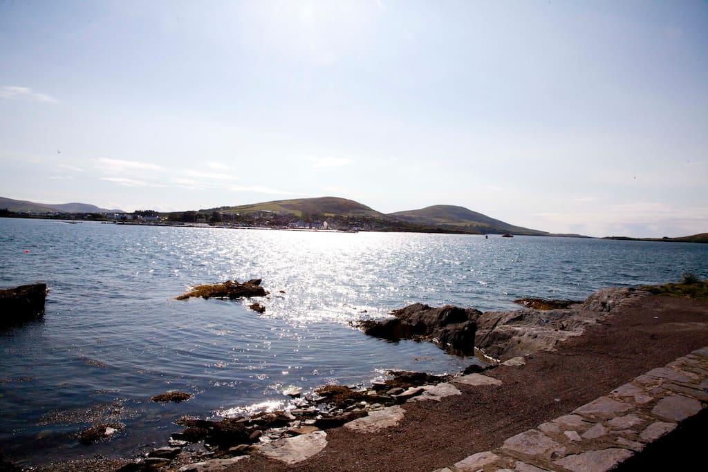 Valentia and Begnish Islands