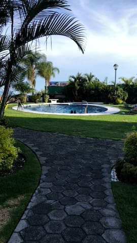 Cuernavaca Departamento Condominio La Joya
