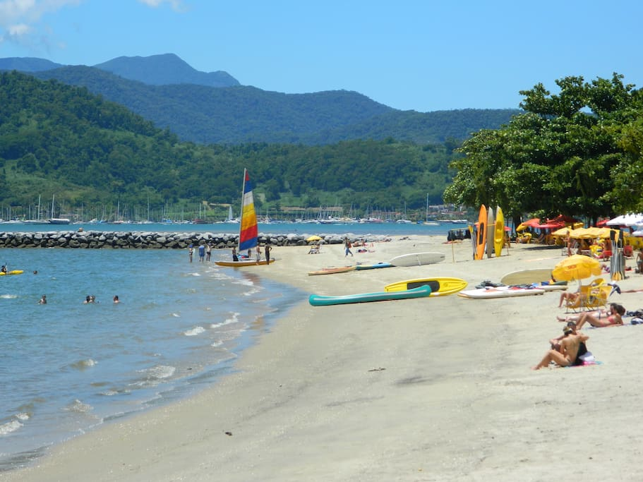 Pontal Beach 200mts from the house