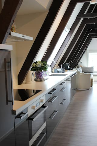 Charming CANAL-LOFT - Utrecht - Apartment