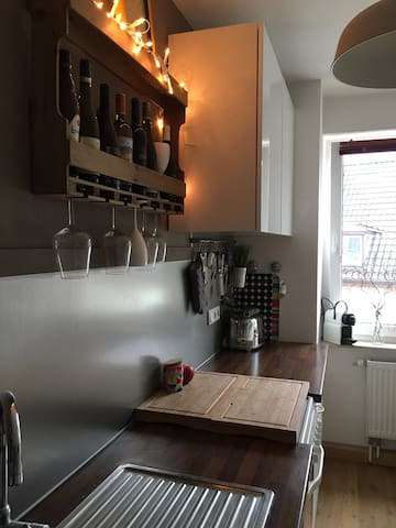Gemütliche Wohnung in zentralster Lage in Bonn