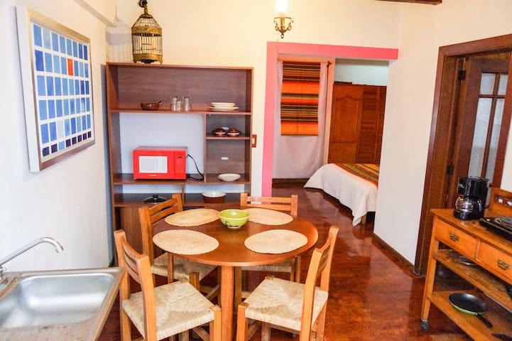 Bungalow III Coyoacan - เม็กซิโกซิตี้ - บ้าน
