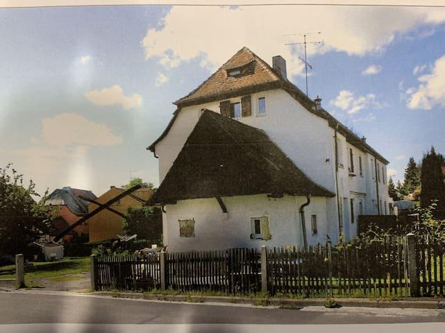 Boardinghouse Wackersdorf / Zimmer 6 (WA116)