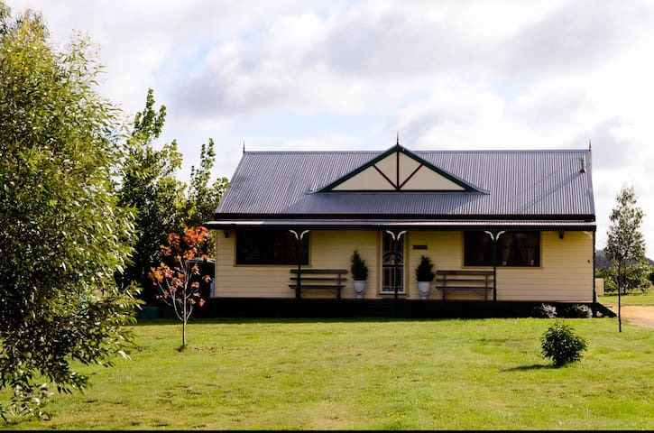 Heatherington cottage Kingston/Creswick/Allendale