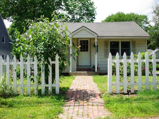 Adorable One Bdrm Cottage Apartment - Cape Elizabeth - Lägenhet