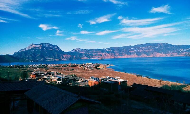 泸沽湖大洛水老书记家 - Lijiang - วิลล่า