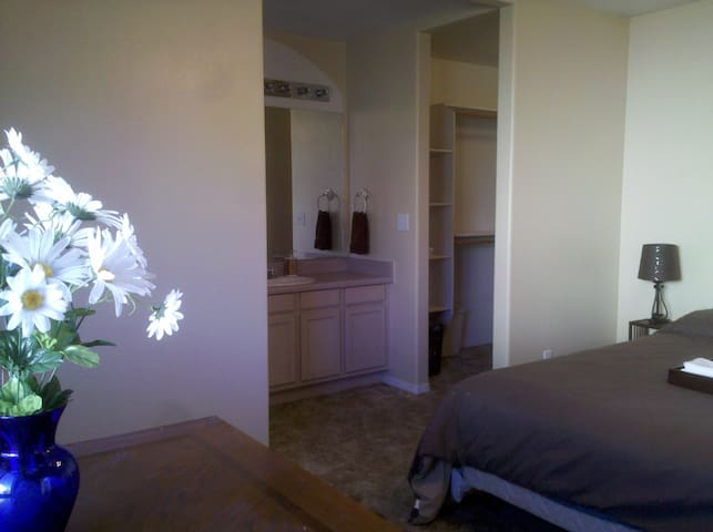 CozyRoom - 30 min from Arcosanti! - Prescott Valley - Casa