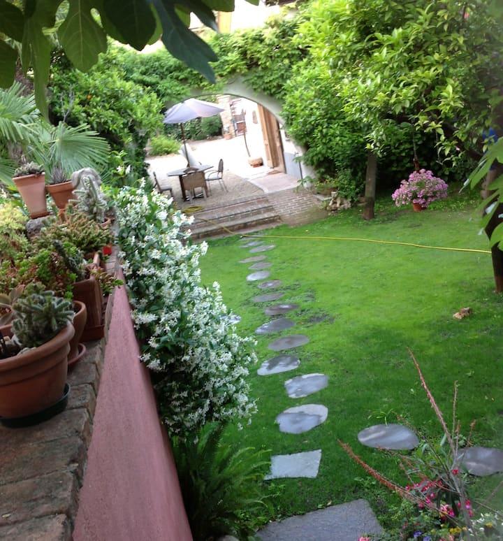 Camera Fico Romantica camera con terrazza privata
