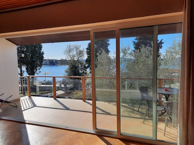 Seaview Beachfront - Olive Grove Inn,  Zadar