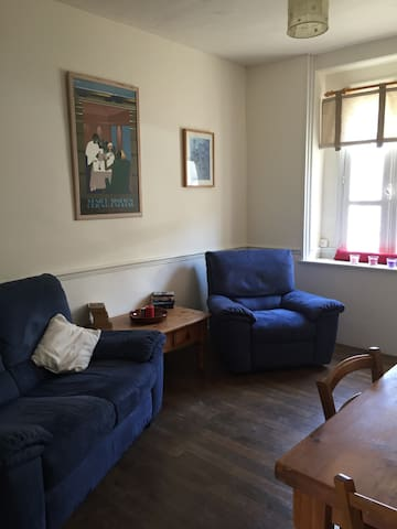 Self catering double bed apartment - Pré-en-Pail - Apartmen