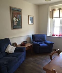 Self catering double bed apartment - Pré-en-Pail