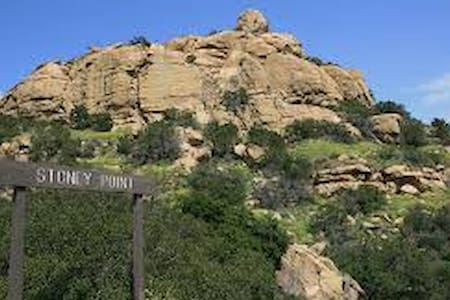 Enjoy the Rocky Peak of Los Angeles - Los Angeles