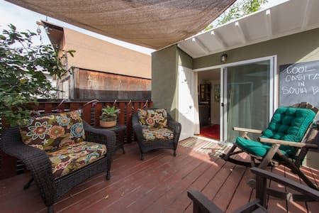 Cool Casita in South Park! - House