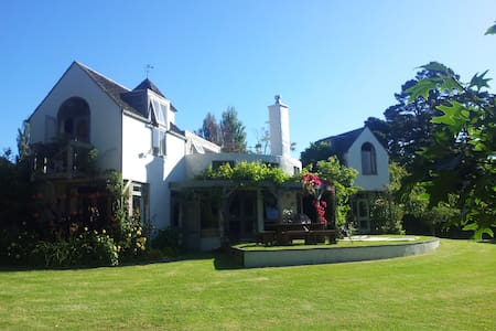 Oasis Bed and Breakfast - Paraparaumu - Aamiaismajoitus