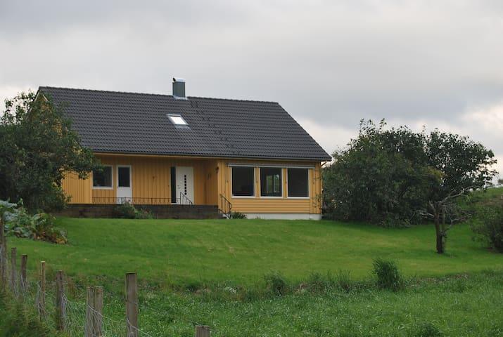 Eikeland Gard, Bjerkreim - Bjerkreim - House