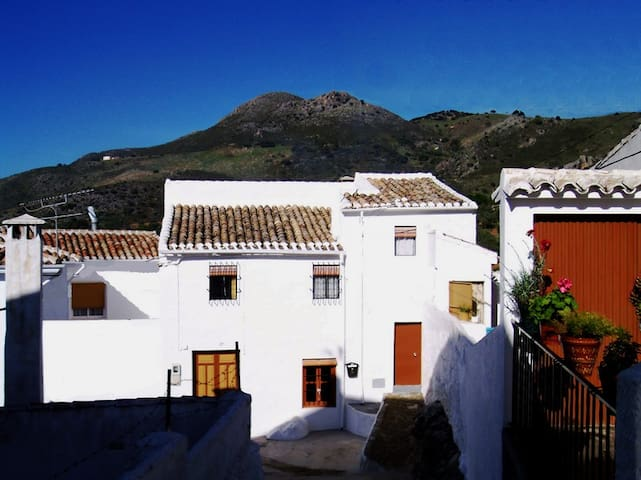 Rural accomm. in Andalusia's Heart - Zagrilla Alta - House