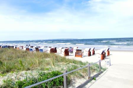 Ostseefeeling im Süden Rügens - Putbus - Departamento