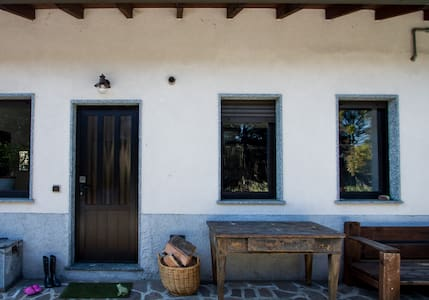 casa con giardino vicino stazione - Busto Arsizio