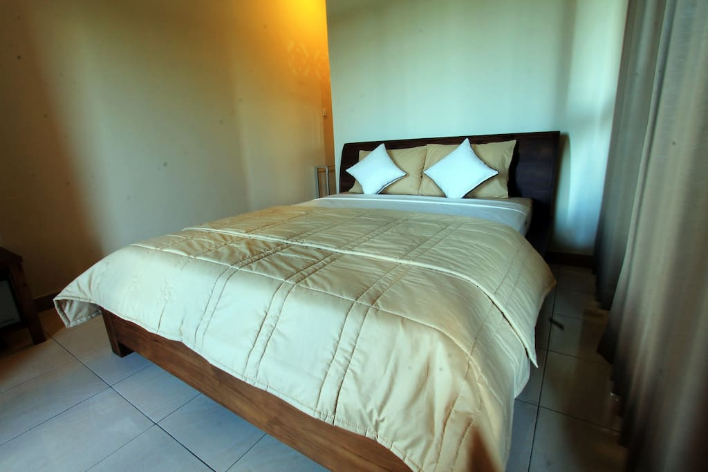 Guest Room at Ubud Canti