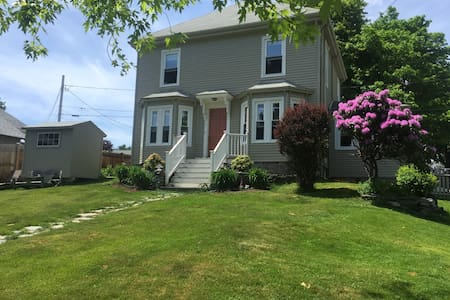 Home away from home in South Portland! - South Portland - Maison