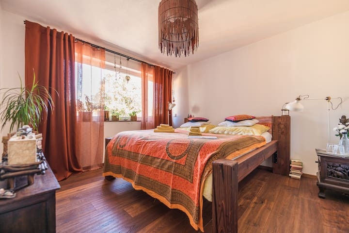 Double room (got renovated and looks a little bit different now - new pictures are coming soon)